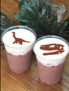 東急ハンズ恐竜カフェ